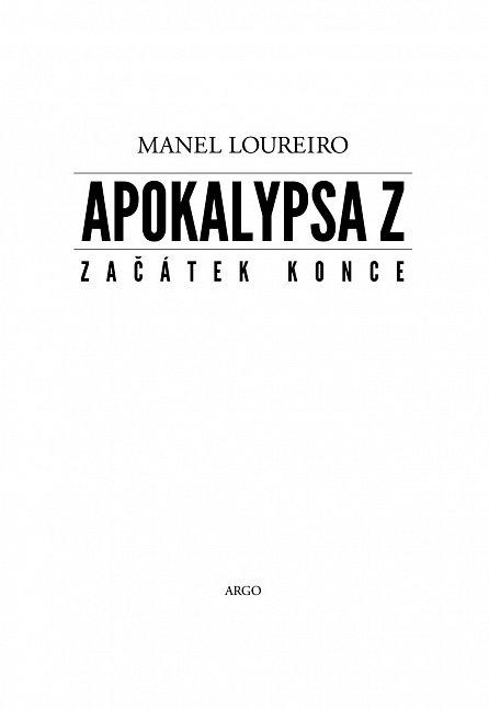 Náhled Apokalypsa Z