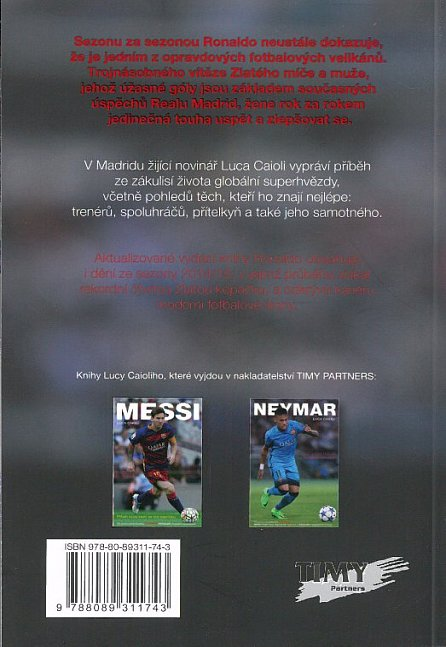 Náhled Ronaldo - Posedlost dokonalostí