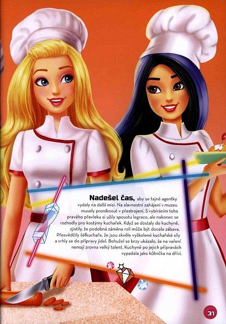 Náhled Barbie - Tajná agentka