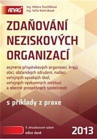 Zdaňování neziskových organizací 2013