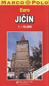 Jičín/plán GCS 1:10T