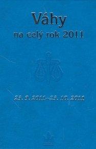 Horoskopy 2011 - Váhy