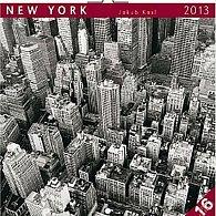 Kalendář 2013 New York Jakub Kasl