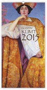 Kalendář 2015 - Gustav Klimt - nástěnný