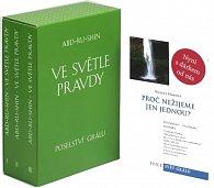 Ve světle Pravdy - Poselství Grálu - komplet 3 knihy