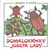 Domalovánky Josefa Lady Brouci a hmyz