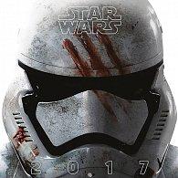 Kalendář 2017 - STAR WARS VII