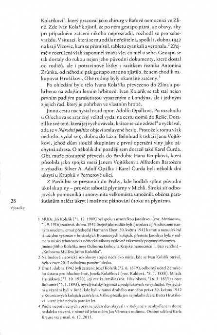 Náhled Ležáky a odboj ve východních Čechách