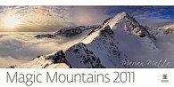 Magic Mountains - nástěnný kalendář