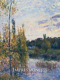 Impresionists - nástěnný kalendář 2013