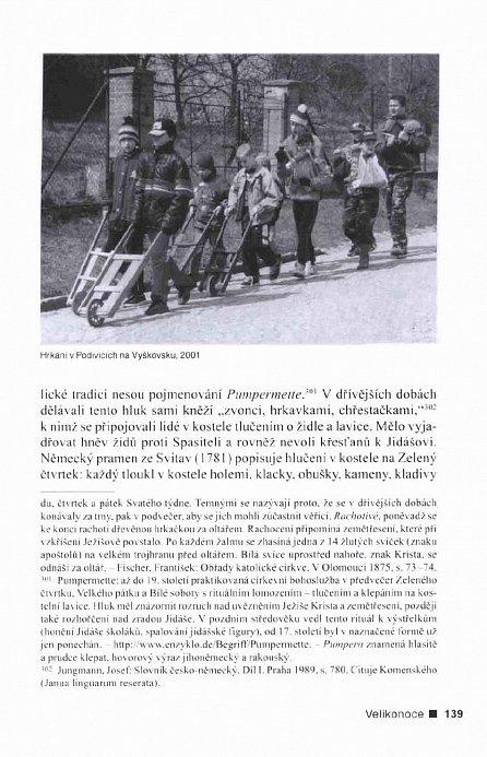 Náhled Obyčeje a slavnosti v české lidové kultuře