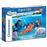Puzzle Supercolor Hledá se Nemo 40 dílků