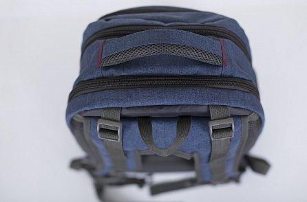 Náhled Pixie Batoh PXB-05 modrá / černá