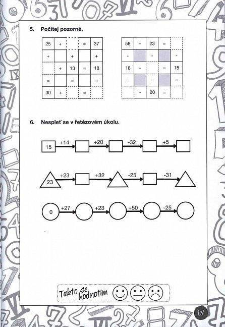 Náhled Hravé úkoly pro školáky pro děti ve věku 8-9 let (Matematika, Přírodověda, AJ)