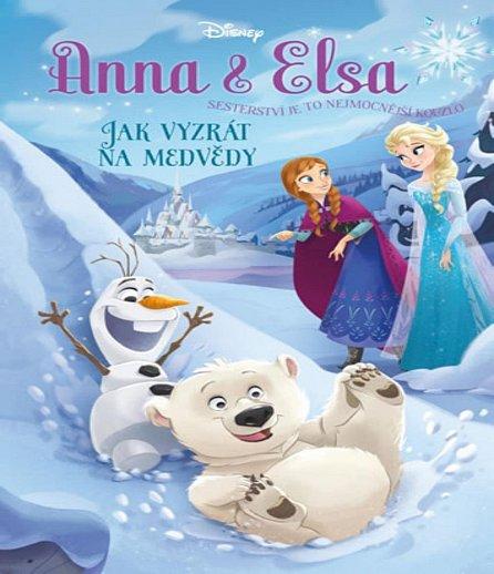 Náhled Anna a Elsa Jak vyzrát na medvědy