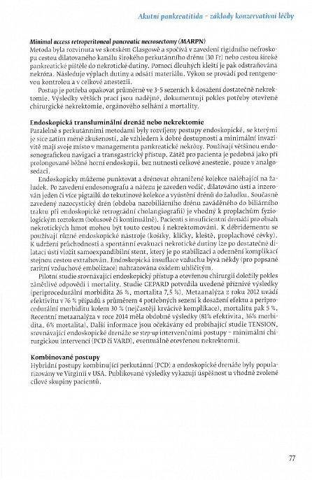 Náhled Klinická pankreatologie
