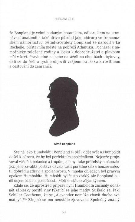 Náhled Vynález přírody - Dobrodružství zapomenutého objevitele Alexandera von Humboldta
