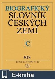 Biografický slovník českých zemí, 9. sešit (E-KNIHA)