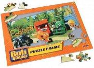 Puzzle deskové Bořek stavitel