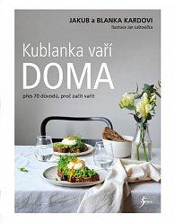 Kublanka vaří doma