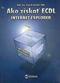 Ako získať ECDL Internet Explorer