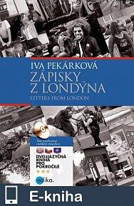 Zápisky z Londýna - Letters from London (E-KNIHA)