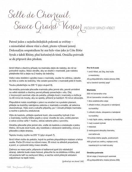 Náhled Vůně francouzské kuchyně