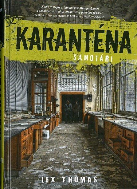 Náhled Karanténa 1 - Samotáři