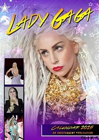 Kalendář 2015 - Lady Gaga (297x420)