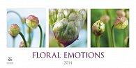 Kalendář 2014 - Floral Emotions - nástěnný