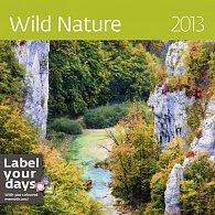 Kalendář nástěnný 2013 - Wild Nature