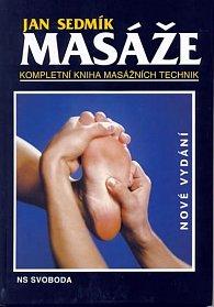 Masáže - Kompletní kniha masážních techn