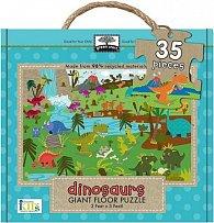 Dinosaurs Giant Floor Puzzle
