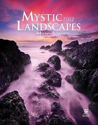 Kalendář nástěnný 2012 - Mystic Landscapes (Marc A