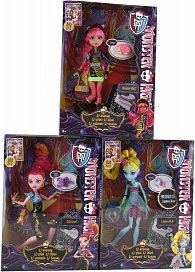 Monster High příšerka 13 přání