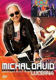Michal David - Lucerna - DVD