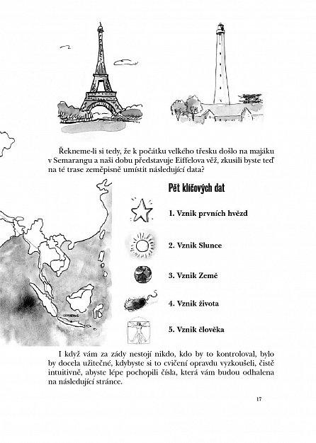Náhled Sedm geniálních kousků paní Velkotřeskové: Od velkého třesku po vznik člověka. Dějiny vesmíru na 200 stranách