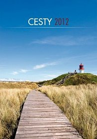 Kalendář nástěnný 2012 - Cesty