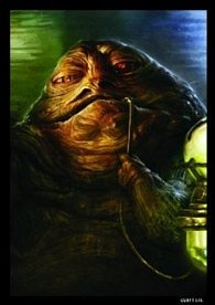 Star Wars Art Sleeves: Jabba the Hutt