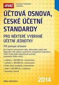 Účtová osnova, České účetní standardy 2014
