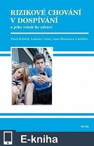 Rizikové chování v dospívání (E-KNIHA)