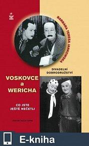 Divadelní dobrodružství Voskovce a Wericha (E-KNIHA)