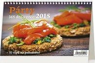 Kalendář stolní 2015 - Párty 365 dní v r
