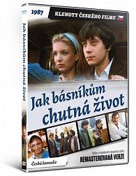 Jak básníkům chutná život - DVD