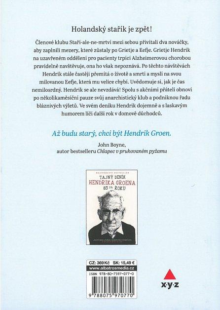 Náhled Nový tajný deník Hendrika Groena, 85 let