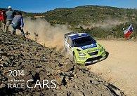 Kalendář 2014 - Cars - nástěnný 485x340