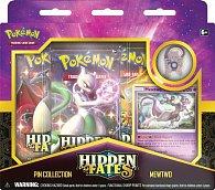 Pokémon TCG: Hidden Fates Pin Collection - Mewtwo/ Mew