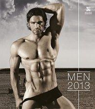 Kalendář nástěnný 2013 - Men