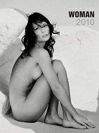 Woman - Adolf Zika 2010 - nástěnný kalendář