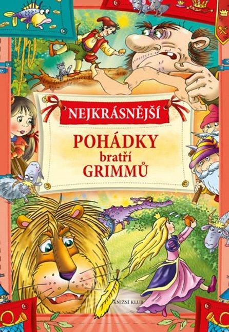 Náhled Nejkrásnější pohádky bratří Grimmů